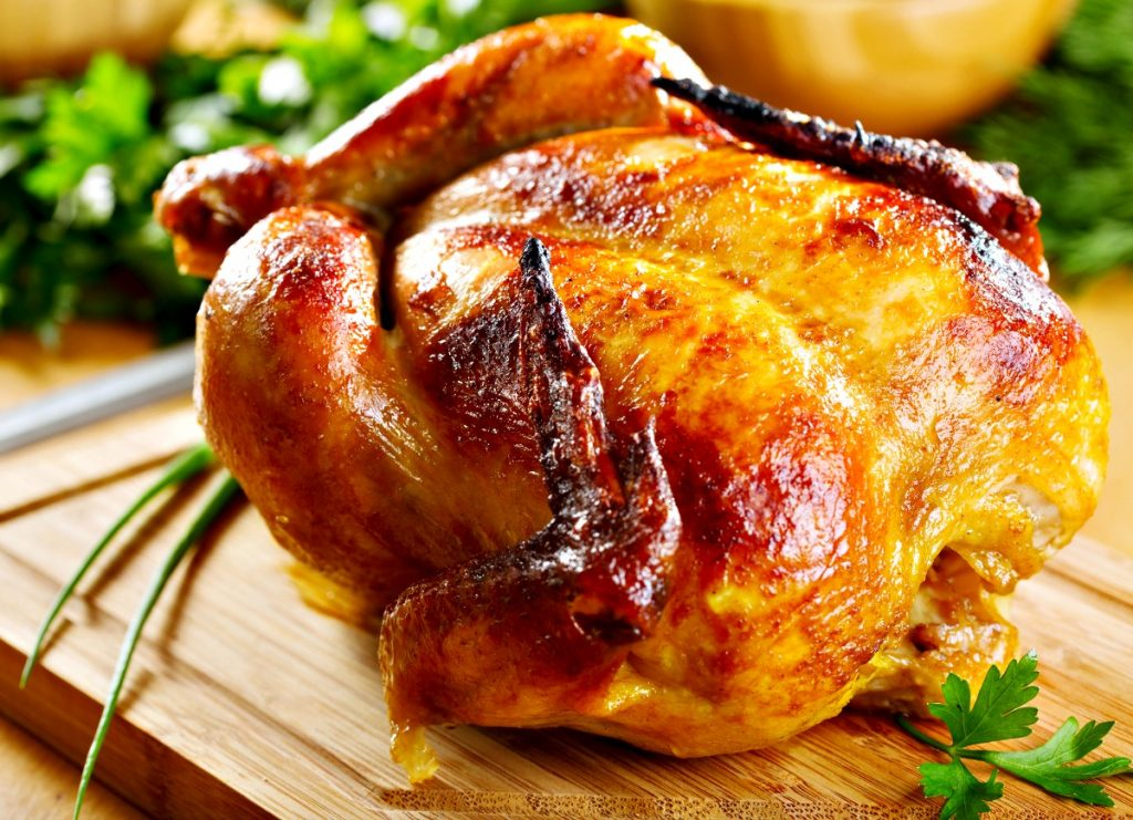 Julia Child's Recipe for Roast Chicken