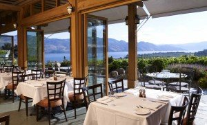 Old Vines Restaurant, Quail's Gate Winery