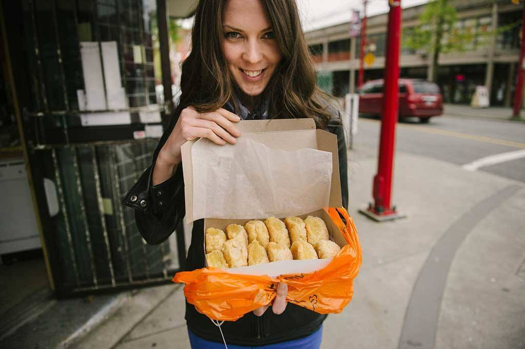 Edible Canada Food Tour in Vancouver's Chinatown