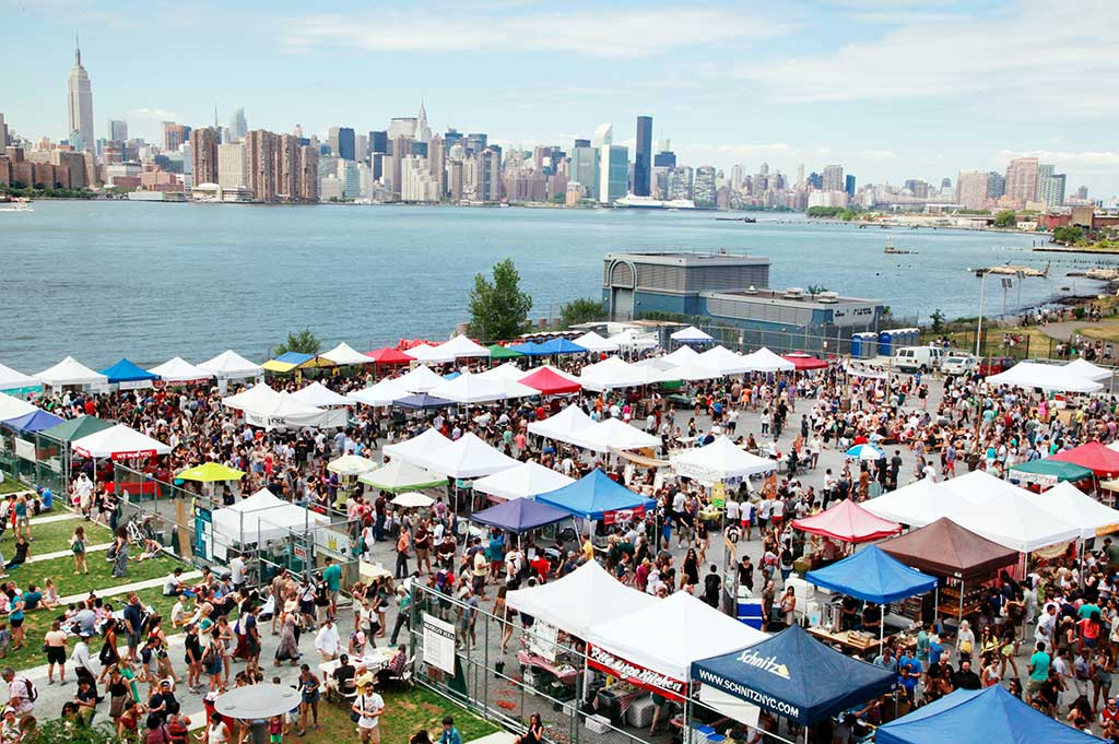 Smorgasburg, Brooklyn