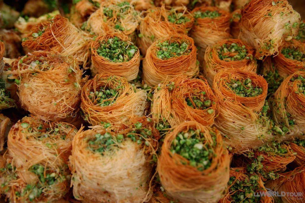 Mehane Yehuda Market (photo by LLWorldTour) | TheCulinaryTravelGuide.com