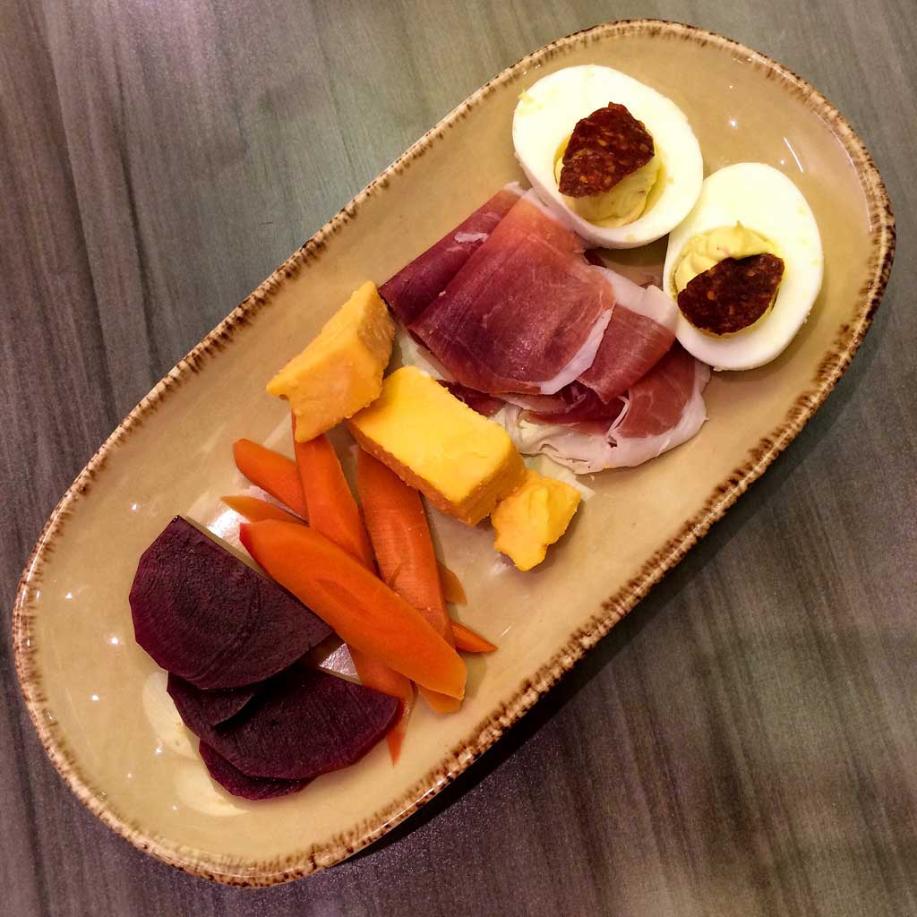 Relish Plate at Locavore | TheCulinaryTravelGuide.com