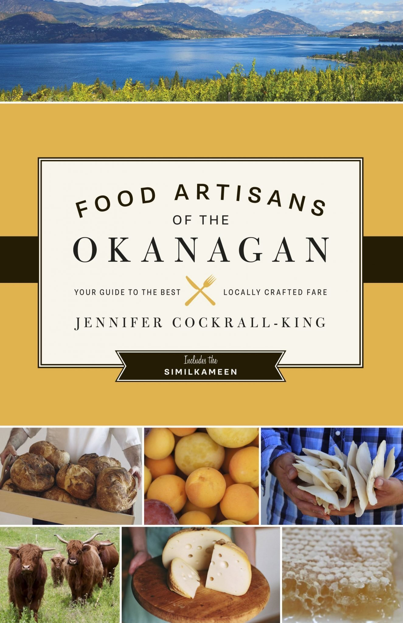 The Culinary Travel Guide's interview with Jennifer Cockrall-King