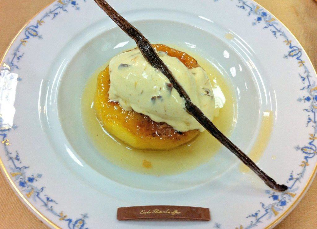 Find out what it's like to take a cooking class at the Ecole Ritz Escoffier at the lxuurious Ritz Hotel in Paris