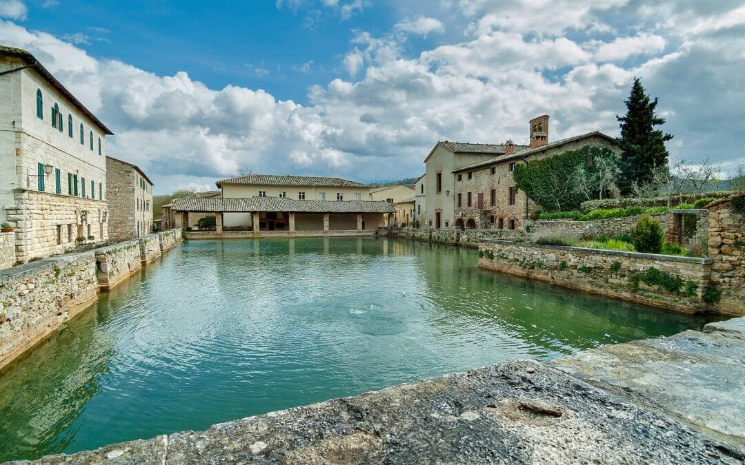 The Bagno Vignoni Hotel of Your Dreams: Adler Thermae Toscana Review
