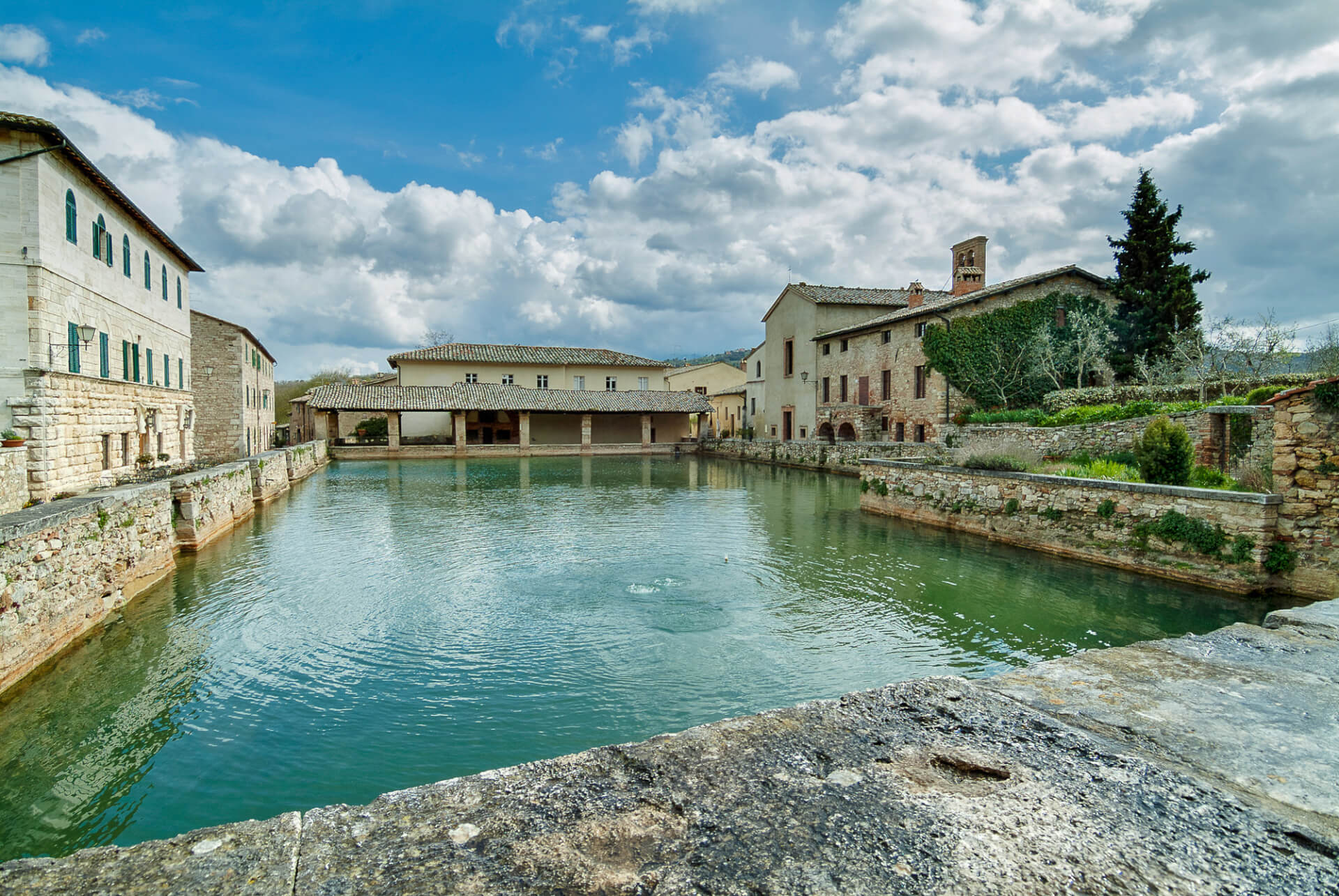 The Bagno Vignoni Hotel Of Your Dreams Adler Thermae