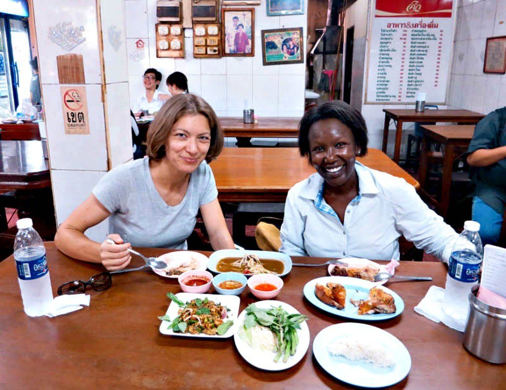 Our interview with culinary travelers and cofounders of Authentic Food Quest, Claire Rouger & Rosemary Kimani