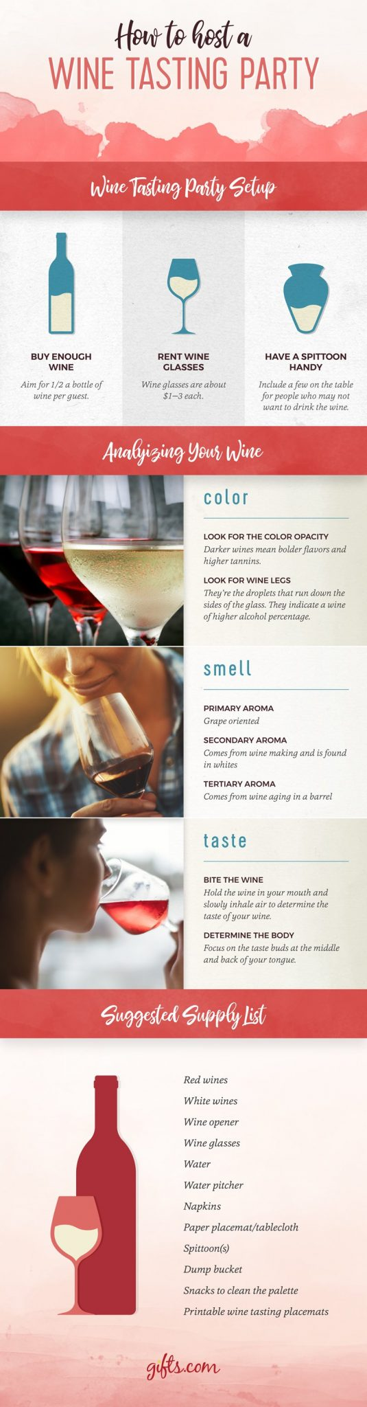 How to Host an Around the World Wine Party (with Free Printables)