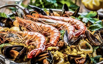 8 Restaurants Serving the Best Paella in Barcelona