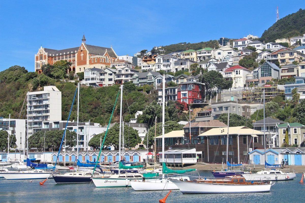places to eat in wellington