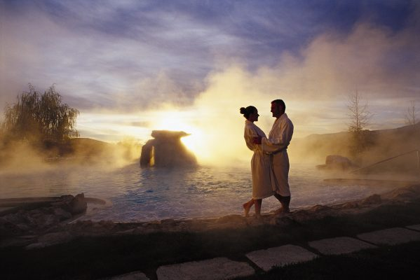Romantic Travel Experiences: The Adler Thermae Toscana