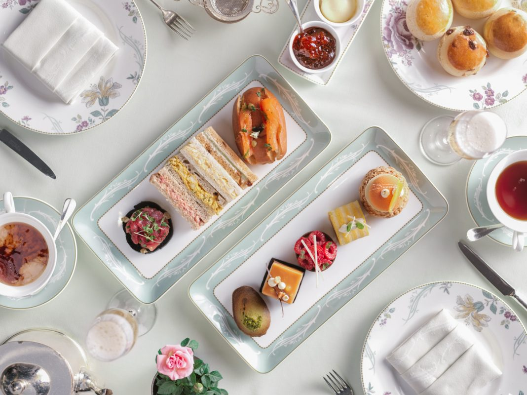 London for Foodies: Afternoon Tea at The Savoy